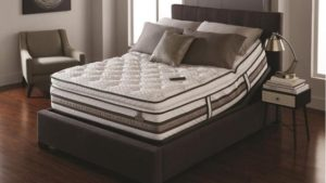 Dream Haven adjustable mattress and foundation