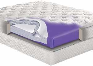 Softside Waterbed Cutaway Example